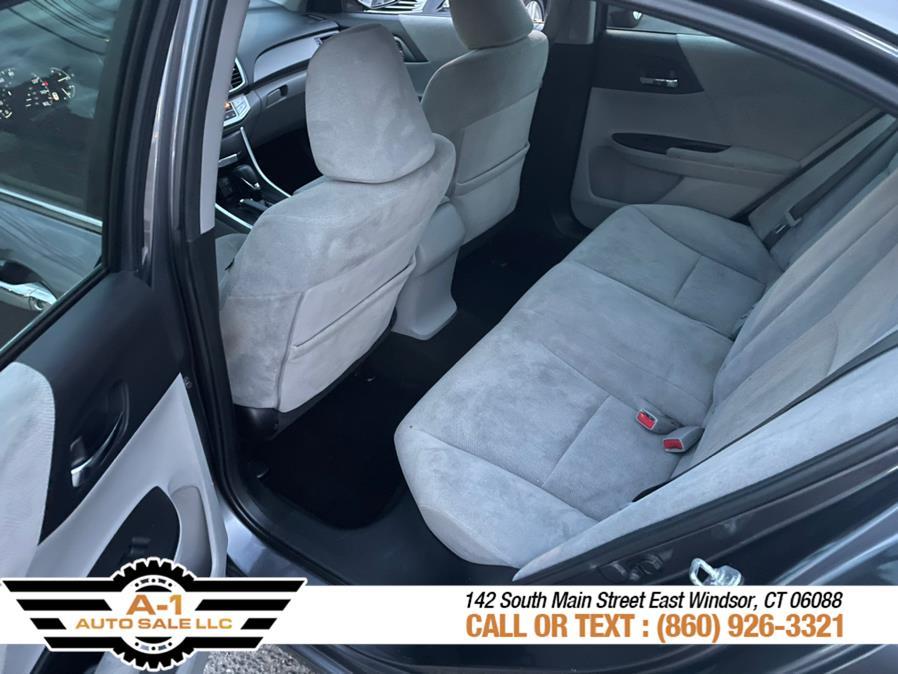 Used Honda Accord Sdn 4dr I4 CVT LX PZEV 2013 | A1 Auto Sale LLC. East Windsor, Connecticut