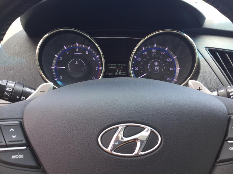 Used Hyundai Sonata 4dr Sdn 2.4L Auto SE 2013   L&S Automotive LLC. Plantsville, Connecticut