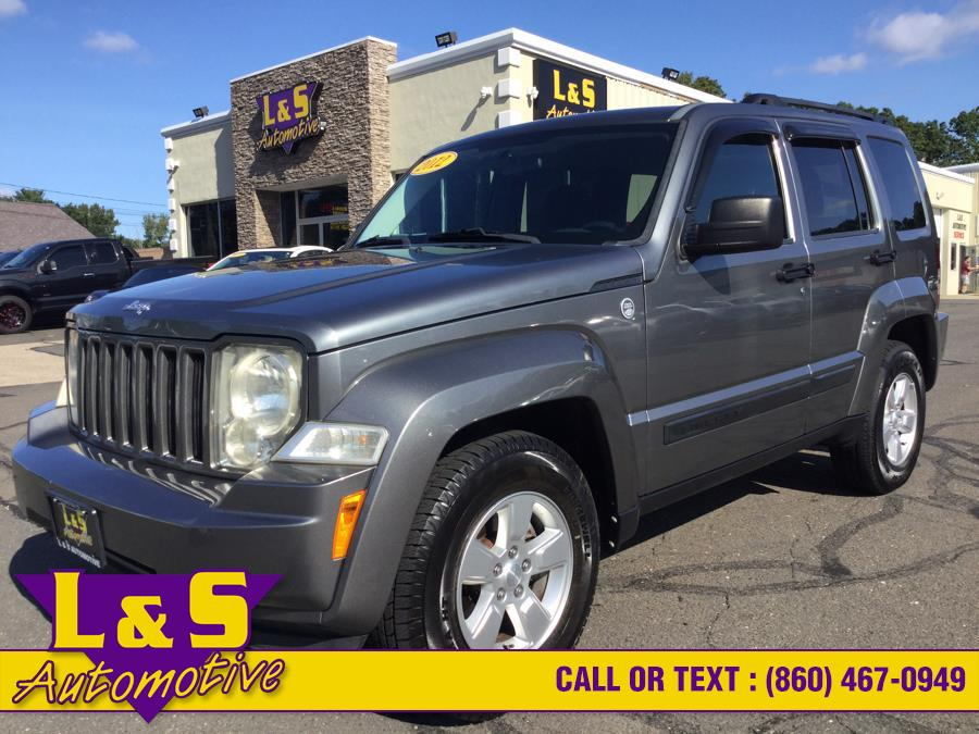 Used 2012 Jeep Liberty in Plantsville, Connecticut | L&S Automotive LLC. Plantsville, Connecticut