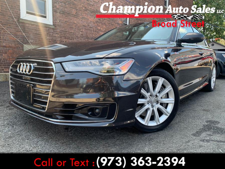 Used 2016 Audi A6 in Newark, New Jersey   Champion Used Auto Sales LLC. Newark, New Jersey