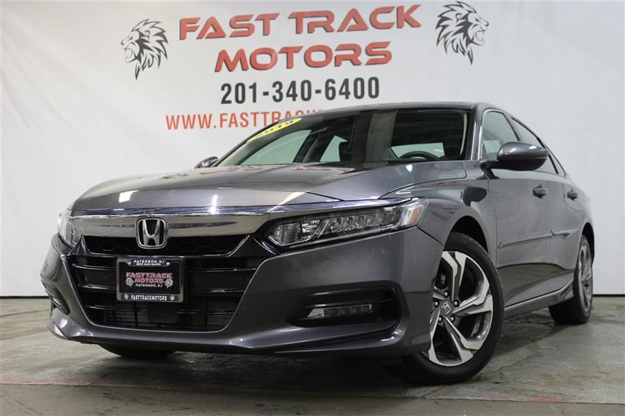 Used Honda Accord EXL 2019   Fast Track Motors. Paterson, New Jersey