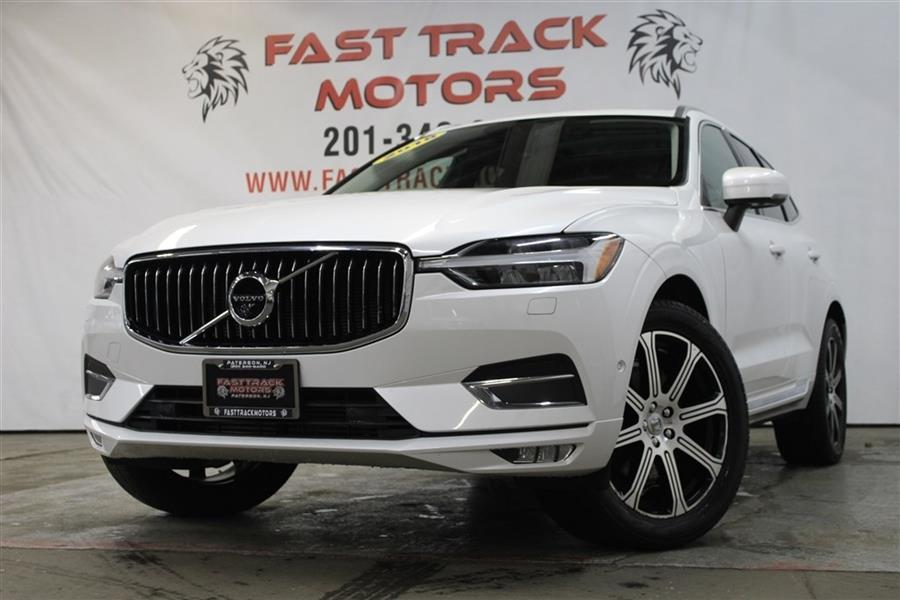 Used Volvo Xc60 T6 INSCRIPTION 2018 | Fast Track Motors. Paterson, New Jersey