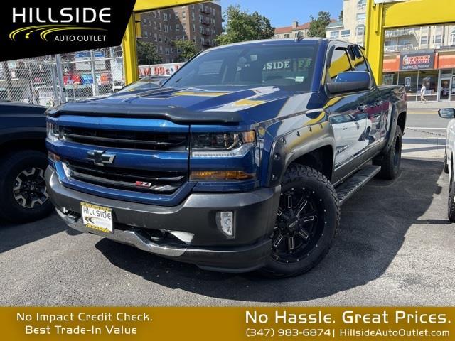 Used Chevrolet Silverado 1500 LT 2016   Hillside Auto Outlet. Jamaica, New York