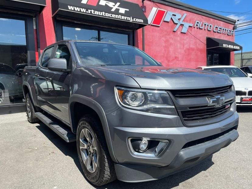 "Used Chevrolet Colorado 4WD Crew Cab 128.3"" Z71 2018   RT Auto Center LLC. Newark, New Jersey"