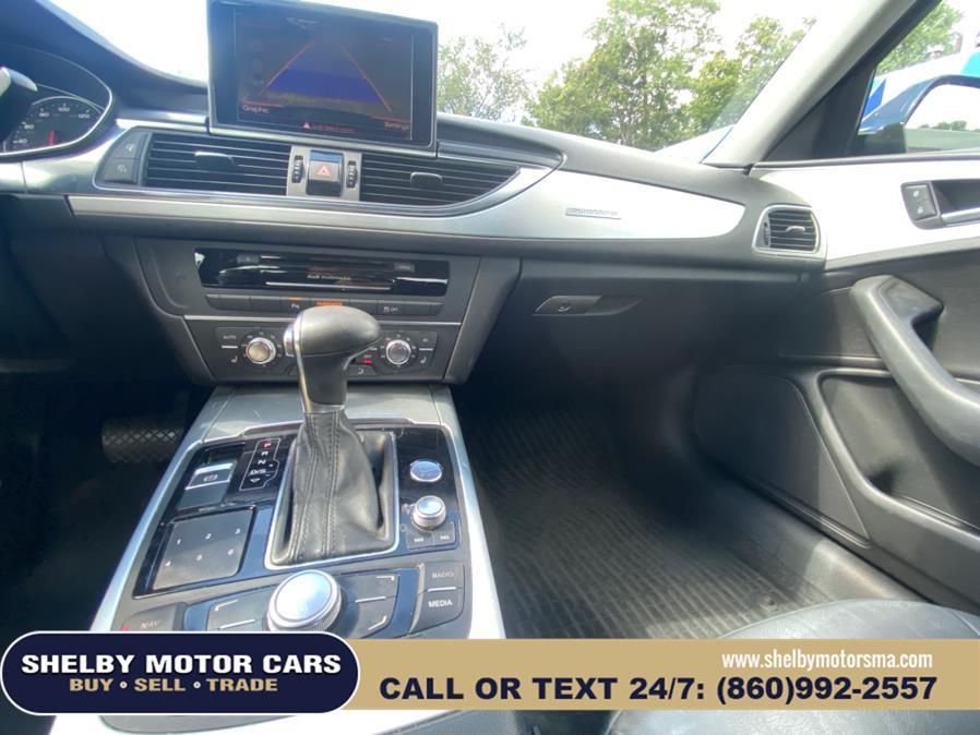 Used Audi A6 4dr Sdn quattro 3.0T Prestige 2012   Shelby Motor Cars. Springfield, Massachusetts