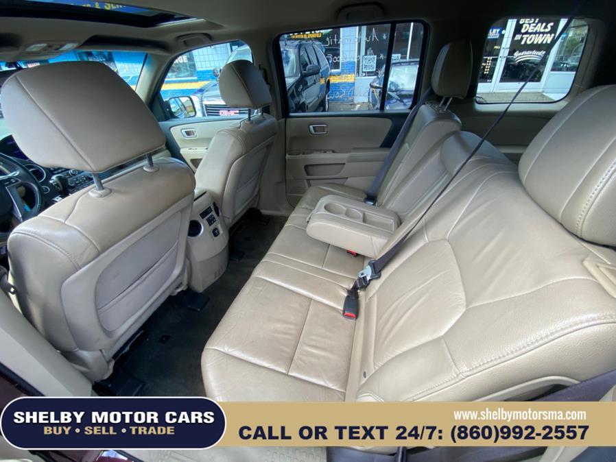 Used Honda Pilot 4WD 4dr EX-L 2013 | Shelby Motor Cars. Springfield, Massachusetts