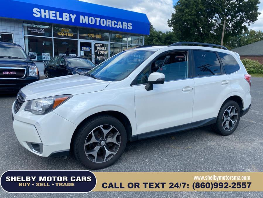 Used 2014 Subaru Forester in Springfield, Massachusetts | Shelby Motor Cars. Springfield, Massachusetts