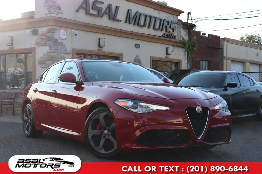 Used Alfa Romeo Giulia Ti AWD 2017 | Asal Motors. East Rutherford, New Jersey