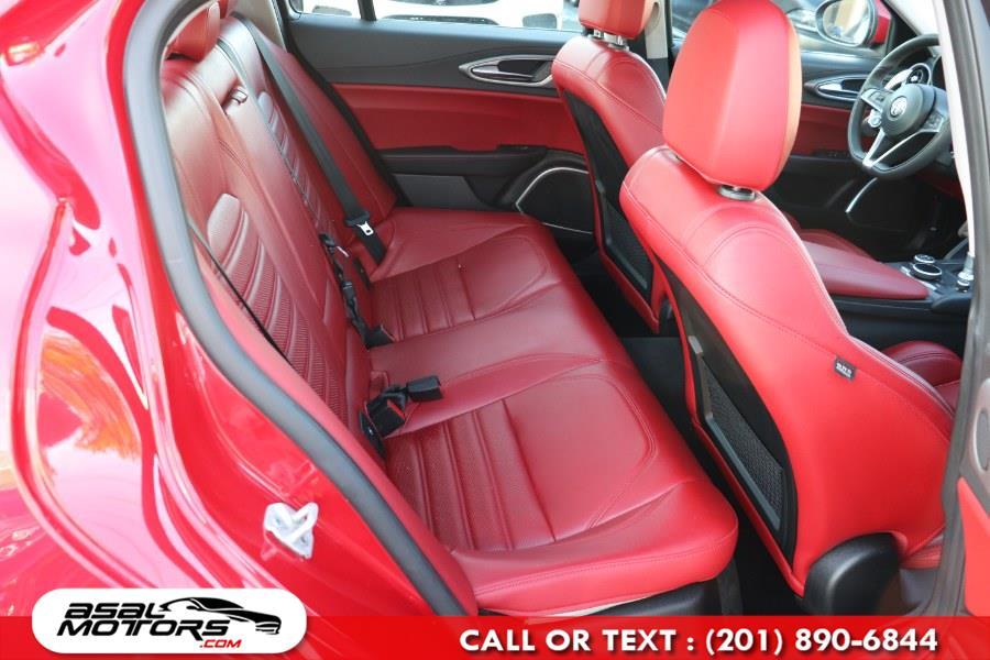 Used Alfa Romeo Giulia Ti AWD 2017   Asal Motors. East Rutherford, New Jersey