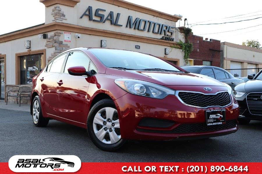 Used Kia Forte 4dr Sdn Auto LX 2014 | Asal Motors. East Rutherford, New Jersey