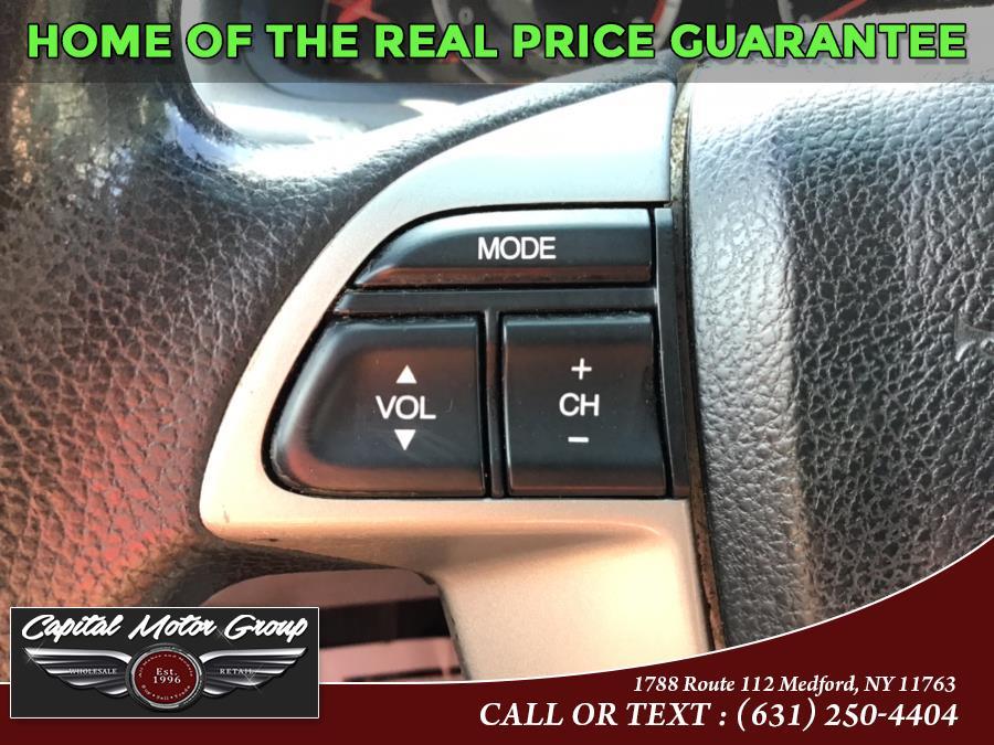 Used Honda Accord Sdn 4dr I4 Auto LX-P 2008 | Capital Motor Group Inc. Medford, New York
