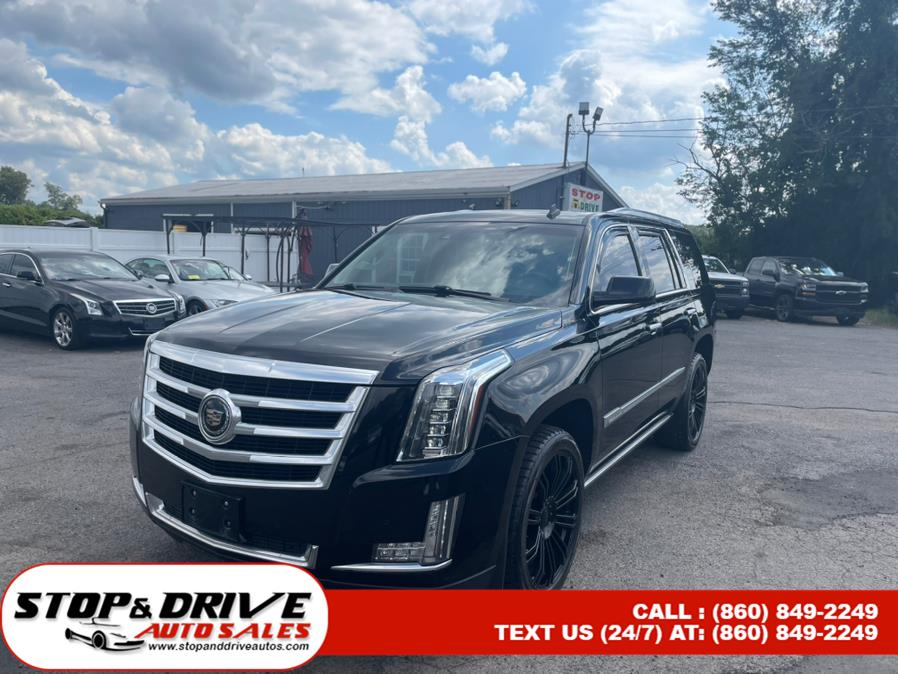 Used 2015 Cadillac Escalade in East Windsor, Connecticut | Stop & Drive Auto Sales. East Windsor, Connecticut