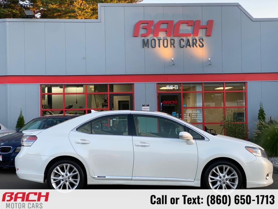 Used Lexus HS 250h 4dr Sdn Hybrid Premium 2010 | Bach Motor Cars. Canton , Connecticut