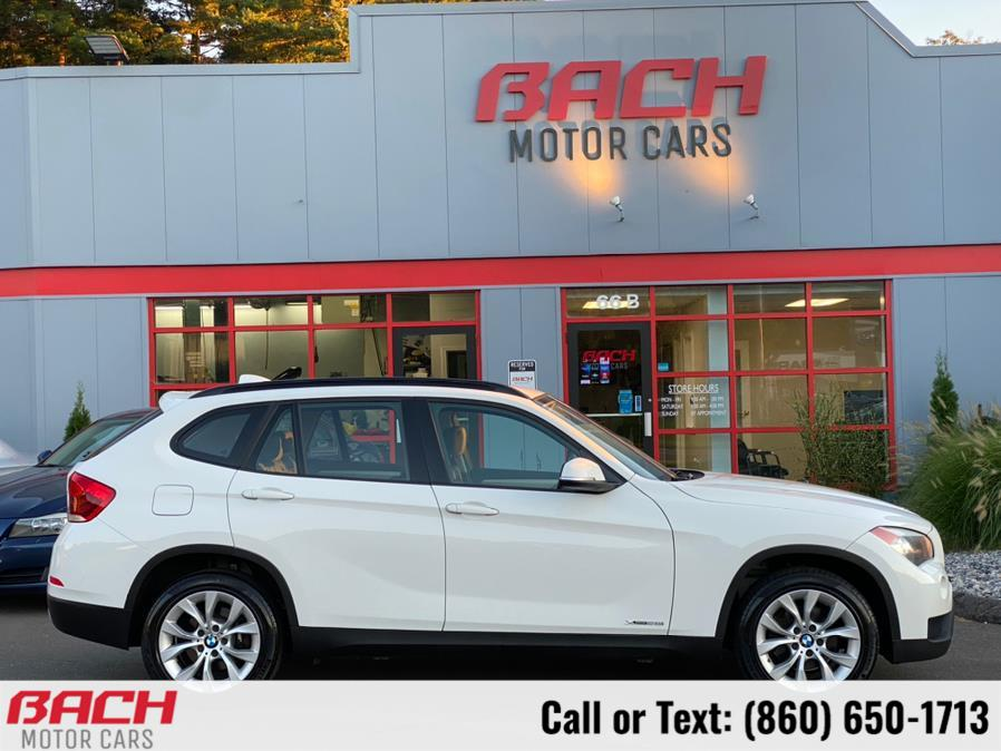 Used BMW X1 AWD 4dr xDrive28i 2014   Bach Motor Cars. Canton , Connecticut