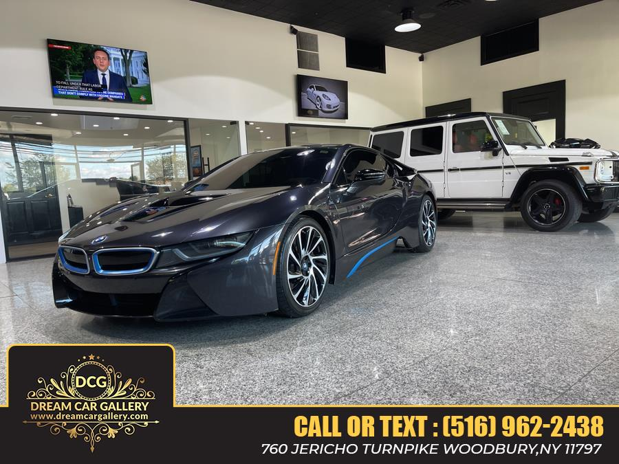 Used BMW i8 2dr Cpe 2014 | Dream Car Gallery. Woodbury, New York