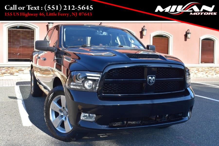 """Used Ram 1500 4WD Quad Cab 140.5"""" Big Horn 2012 