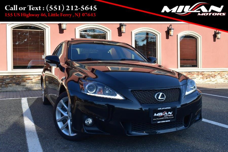Used Lexus IS 350 4dr Sdn AWD 2012 | Milan Motors. Little Ferry , New Jersey