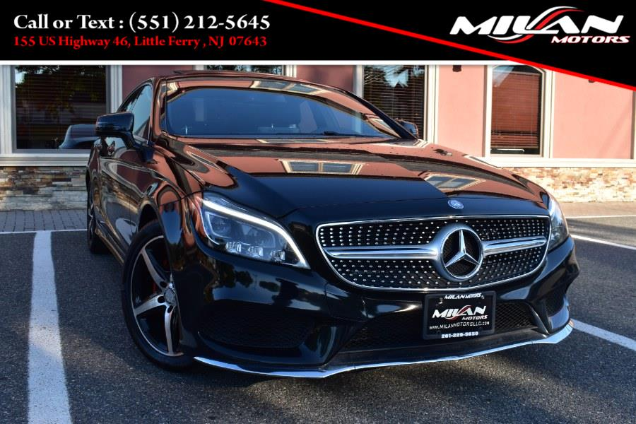 Used Mercedes-Benz CLS 4dr Sdn CLS 400 4MATIC 2016 | Milan Motors. Little Ferry , New Jersey
