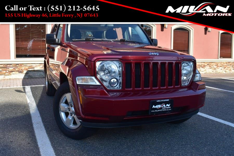 Used Jeep Liberty 4WD 4dr Sport 2012 | Milan Motors. Little Ferry , New Jersey