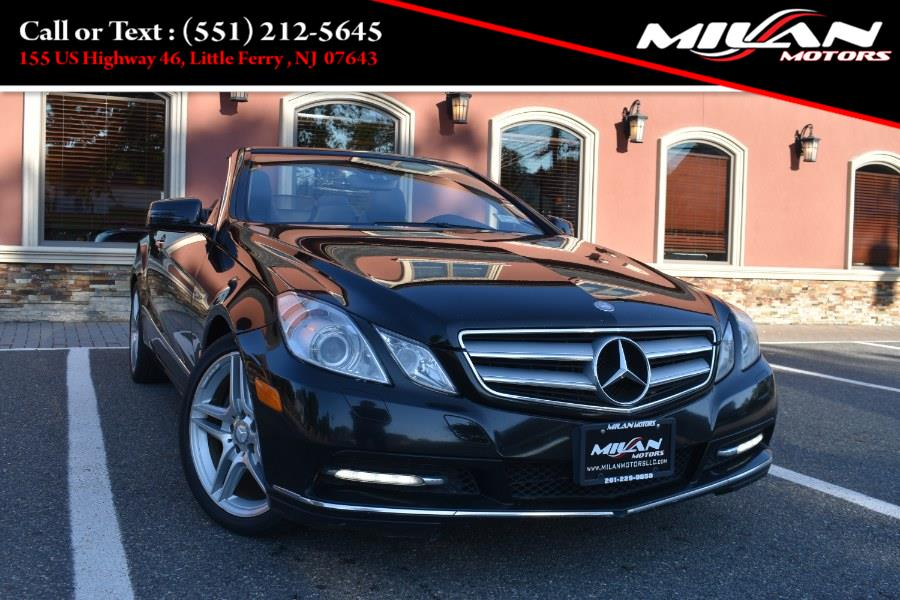 Used Mercedes-Benz E-Class 2dr Cabriolet E350 RWD 2011 | Milan Motors. Little Ferry , New Jersey