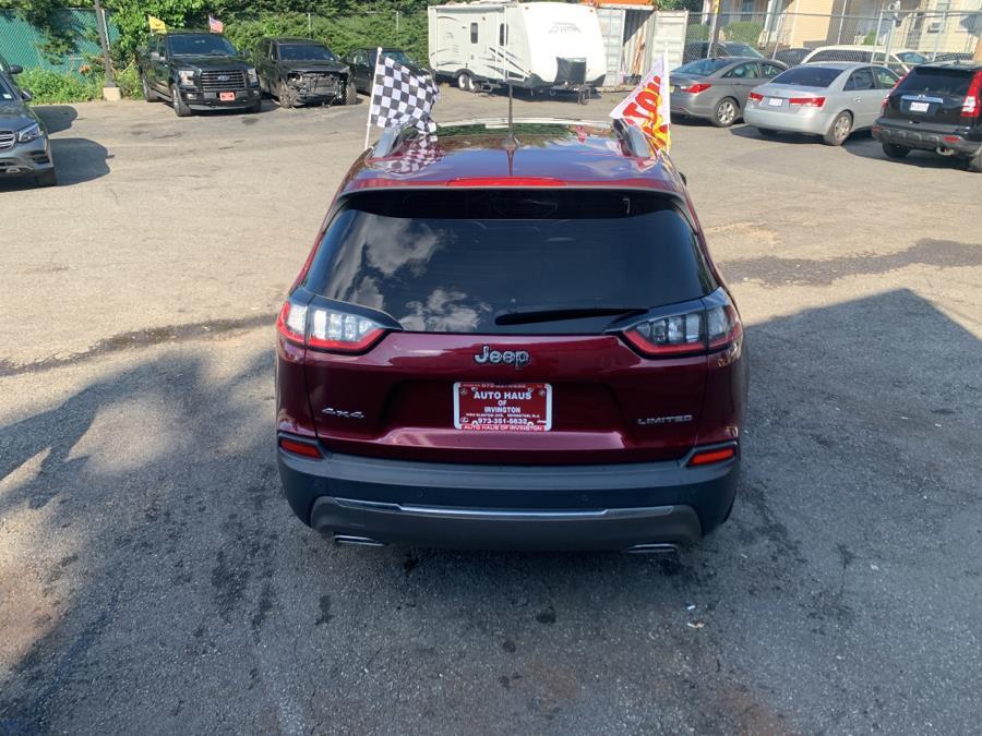 Used Jeep Cherokee Limited 4x4 2019 | Auto Haus of Irvington Corp. Irvington , New Jersey