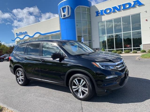 Used Honda Pilot EX-L 2016   Sullivan Automotive Group. Avon, Connecticut