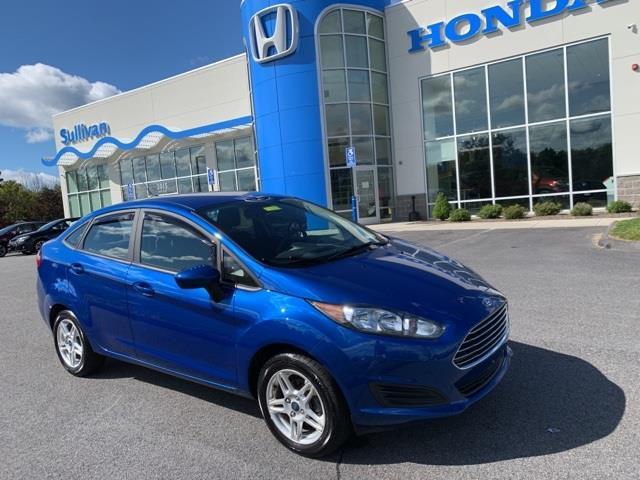 Used Ford Fiesta SE 2019 | Sullivan Automotive Group. Avon, Connecticut