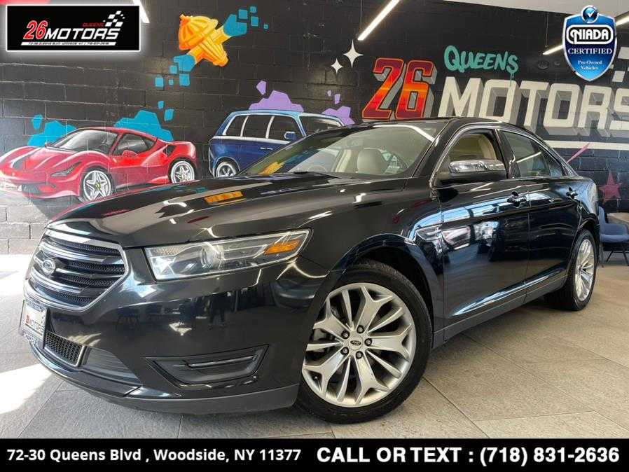 Used Ford Taurus 4dr Sdn Limited FWD 2015 | 26 Motors Queens. Woodside, New York