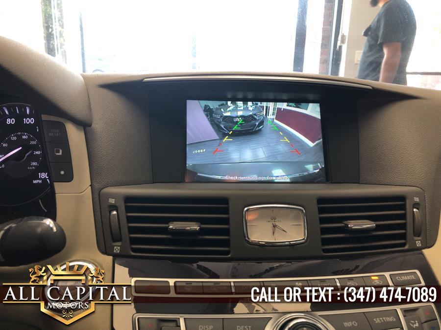 Used Infiniti M37 4dr Sdn AWD 2011 | All Capital Motors. Brooklyn, New York