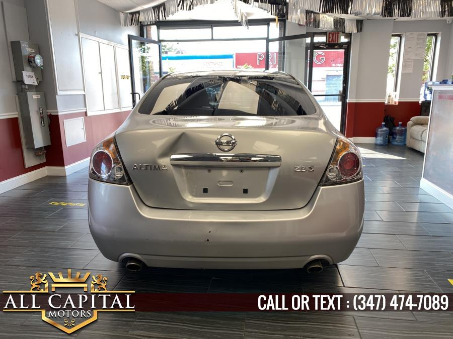 Used Nissan Altima 4dr Sdn I4 CVT 2.5 S 2008 | All Capital Motors. Brooklyn, New York