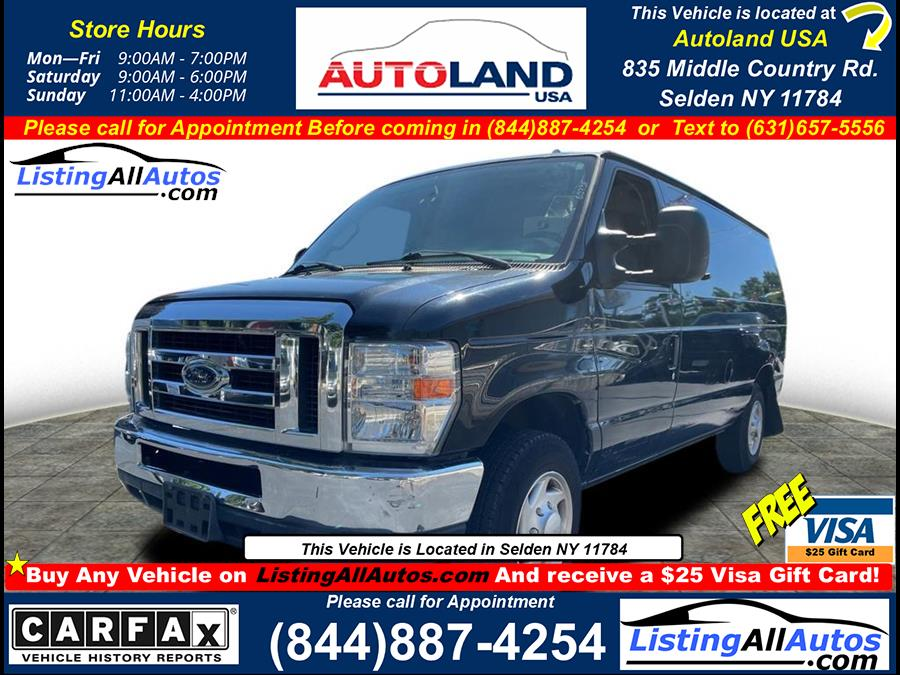 Used Ford E-series Cargo  2014 | www.ListingAllAutos.com. Patchogue, New York