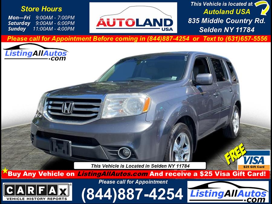 Used 2015 Honda Pilot in Patchogue, New York   www.ListingAllAutos.com. Patchogue, New York
