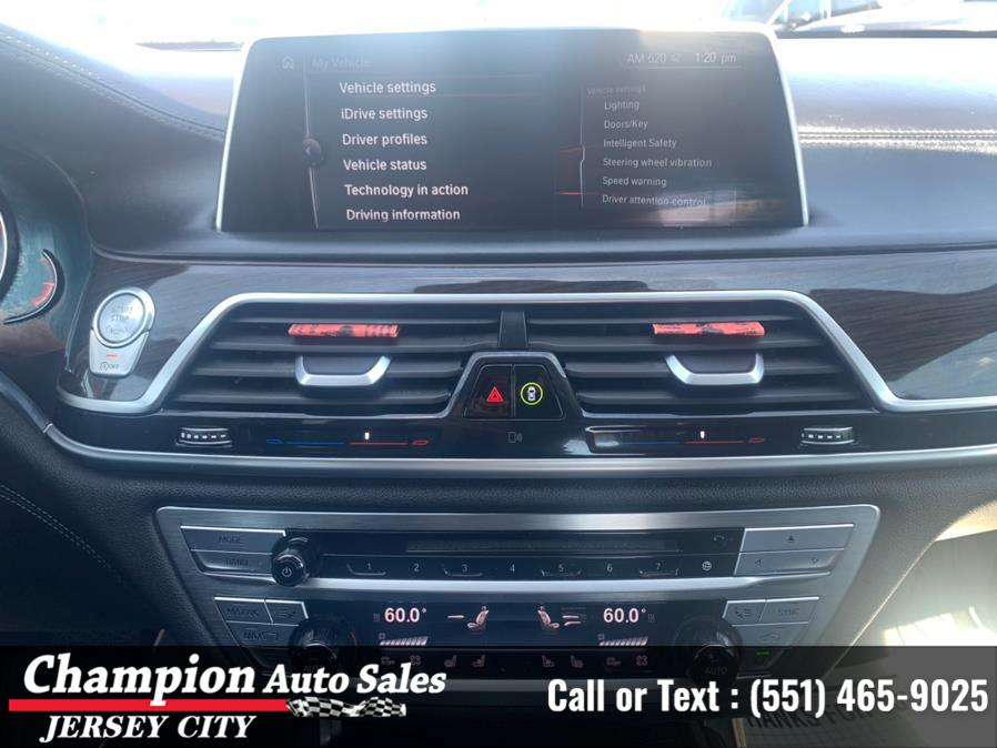 Used BMW 7 Series 4dr Sdn 750i xDrive AWD 2016 | Champion Auto Sales. Jersey City, New Jersey