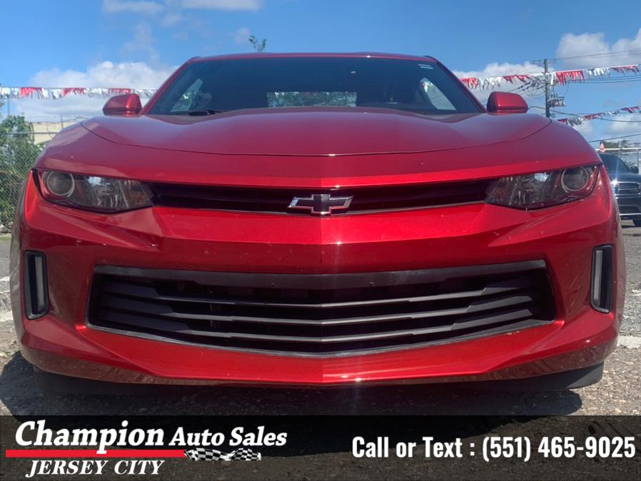 Used Chevrolet Camaro 2dr Cpe LT w/1LT 2017 | Champion Auto Sales. Jersey City, New Jersey
