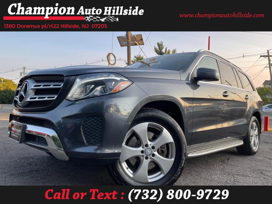 Used 2017 Mercedes-Benz GLS in Hillside, New Jersey | Champion Auto Sales. Hillside, New Jersey