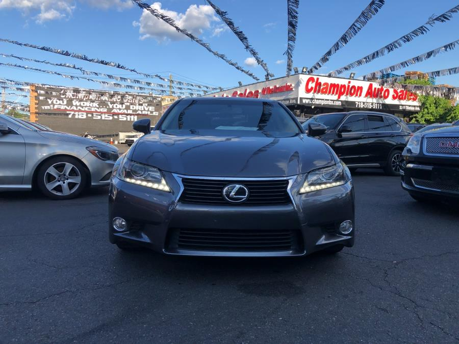 Used Lexus GS 350 4dr Sdn RWD 2015   Champion Auto Sales. Bronx, New York