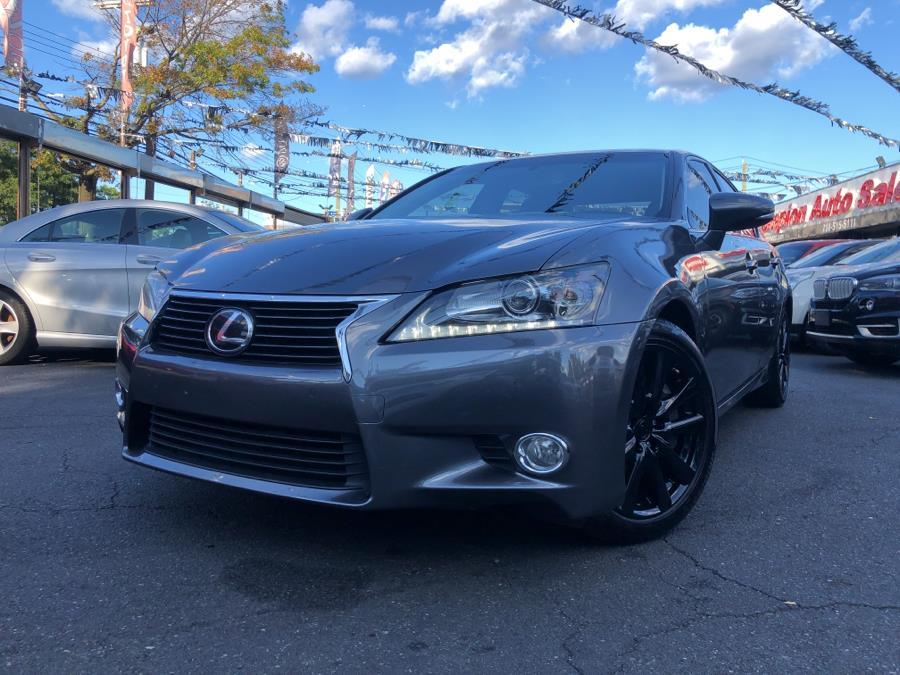 Used 2015 Lexus GS 350 in Bronx, New York | Champion Auto Sales. Bronx, New York