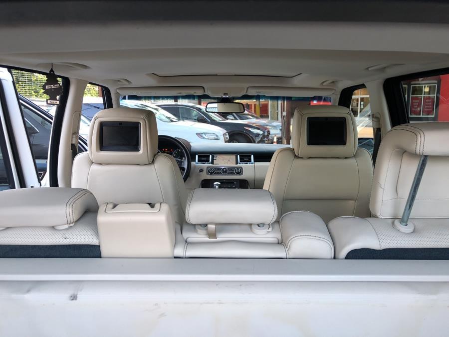 Used Land Rover Range Rover Sport 4WD 4dr SC 2010 | Champion Auto Sales. Bronx, New York