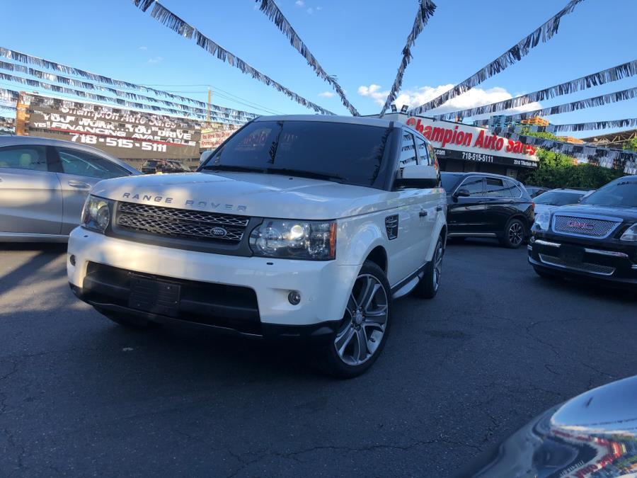 Used 2010 Land Rover Range Rover Sport in Bronx, New York | Champion Auto Sales. Bronx, New York