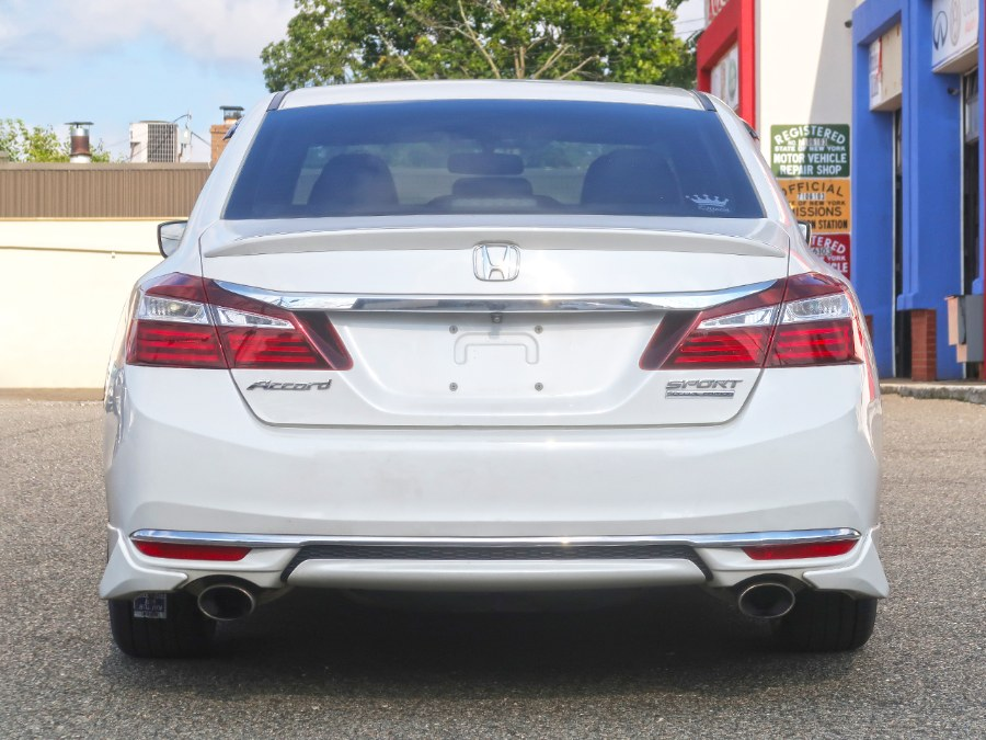 Used Honda Accord Sport Special Edition 2017   Auto Expo Ent Inc.. Great Neck, New York