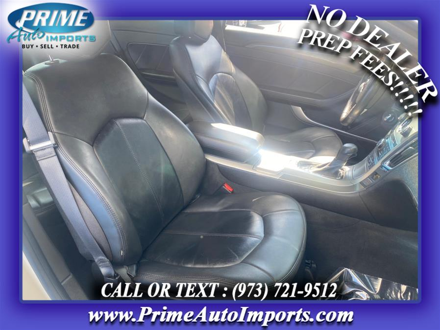 Used Cadillac CTS Coupe 2dr Cpe AWD 2012   Prime Auto Imports. Bloomingdale, New Jersey