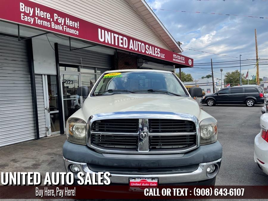 Used Dodge Ram 1500 ST 2007 | United Auto Sale. Newark, New Jersey