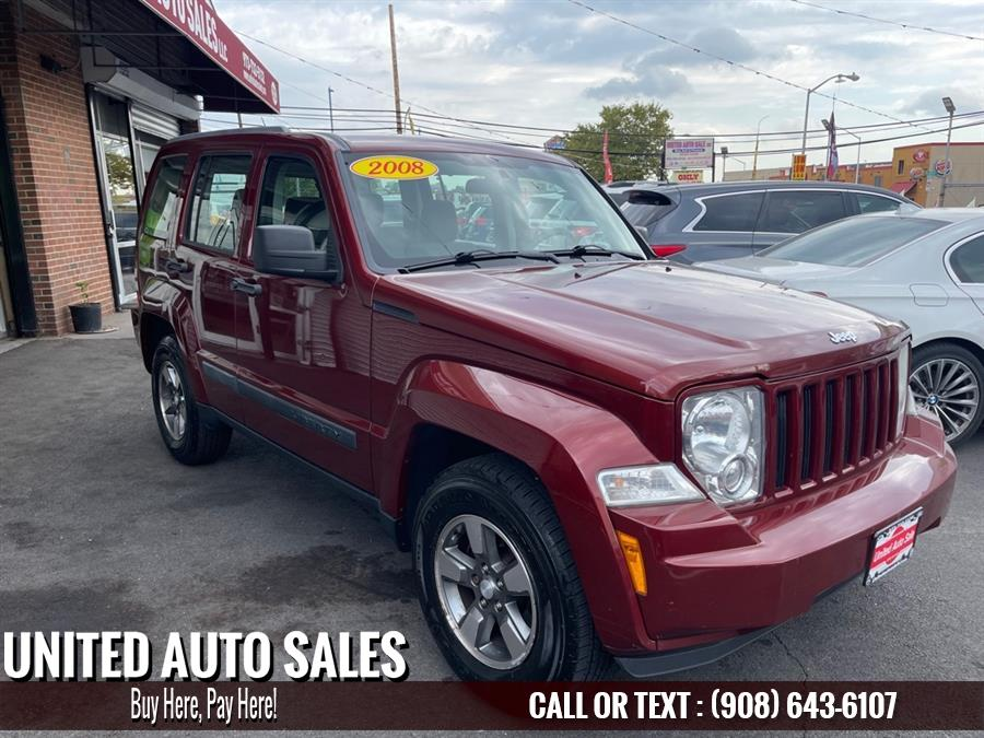 Used 2008 Jeep Liberty in Newark, New Jersey | United Auto Sale. Newark, New Jersey