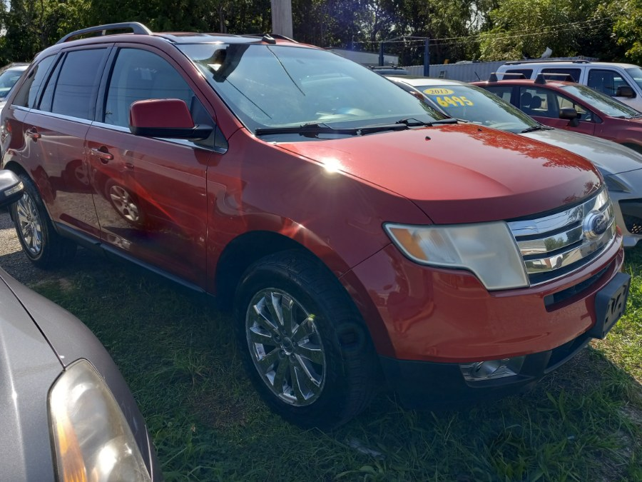 Used 2008 Ford Edge in Patchogue, New York | Romaxx Truxx. Patchogue, New York