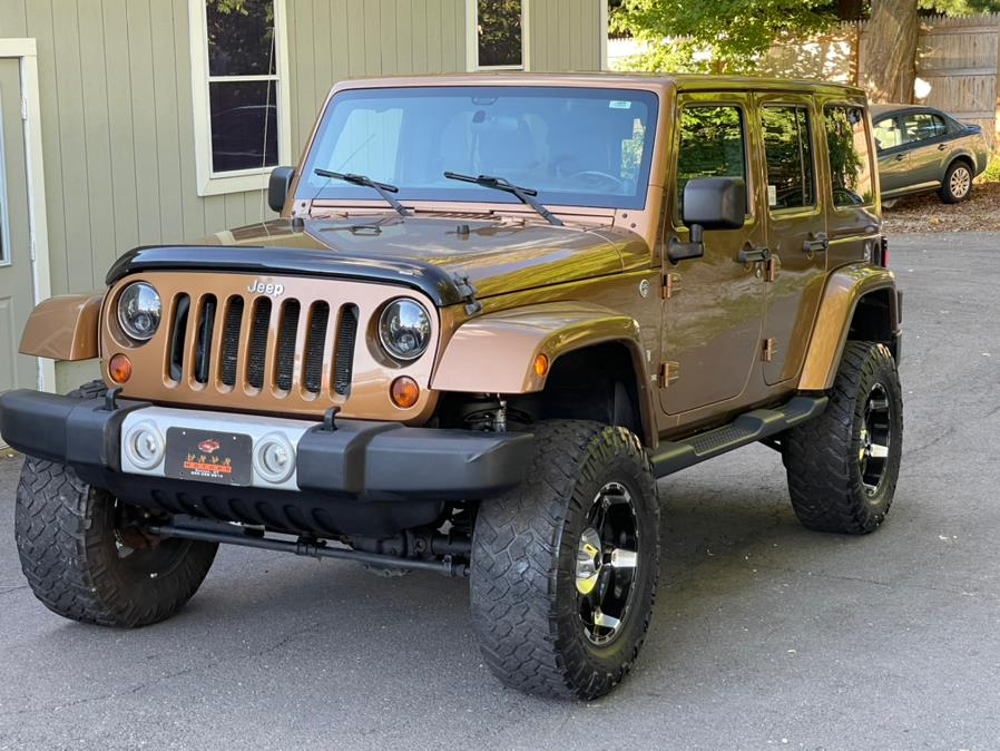 Used Jeep Wrangler Unlimited 4WD 4dr 70th Anniversary *Ltd Avail* 2011 | Lava Motors 2 Inc. Canton, Connecticut