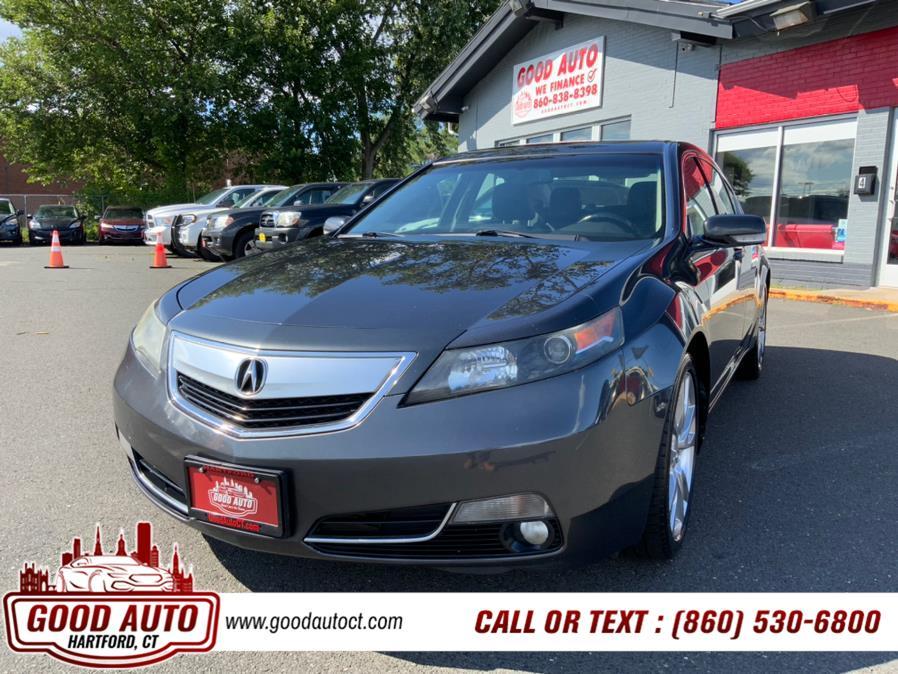 Used Acura TL 4dr Sdn Auto SH-AWD Advance 2012 | Good Auto LLC. Hartford, Connecticut