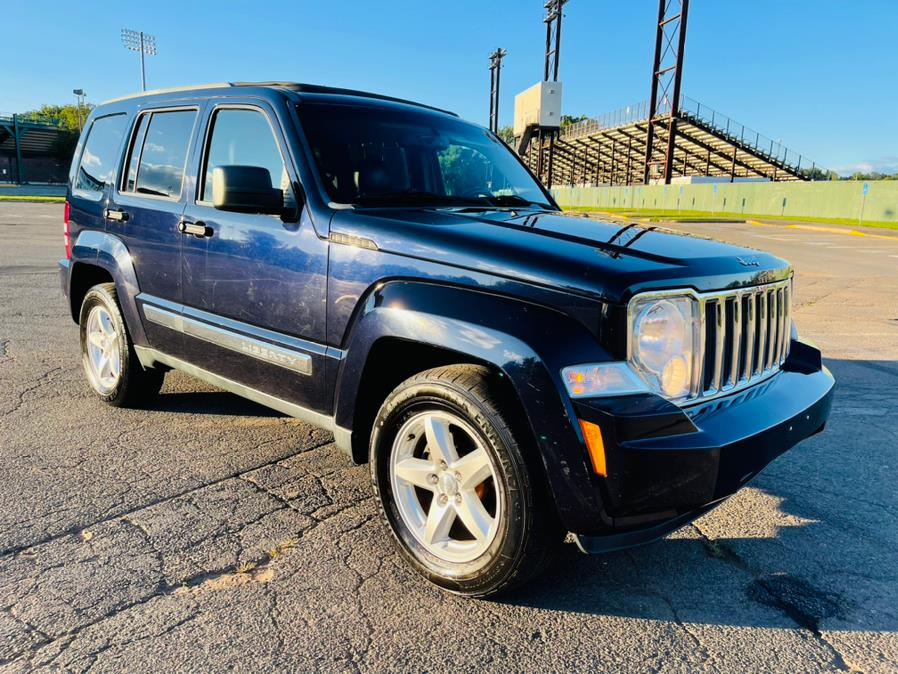 Used Jeep Liberty 4WD 4dr Limited 2011 | Supreme Automotive. New Britain, Connecticut