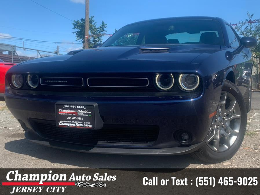 Used Dodge Challenger GT Coupe 2017 | Champion Auto Sales of JC. Jersey City, New Jersey