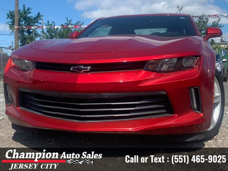 Used Chevrolet Camaro 2dr Cpe LT w/1LT 2017 | Champion Auto Sales of JC. Jersey City, New Jersey