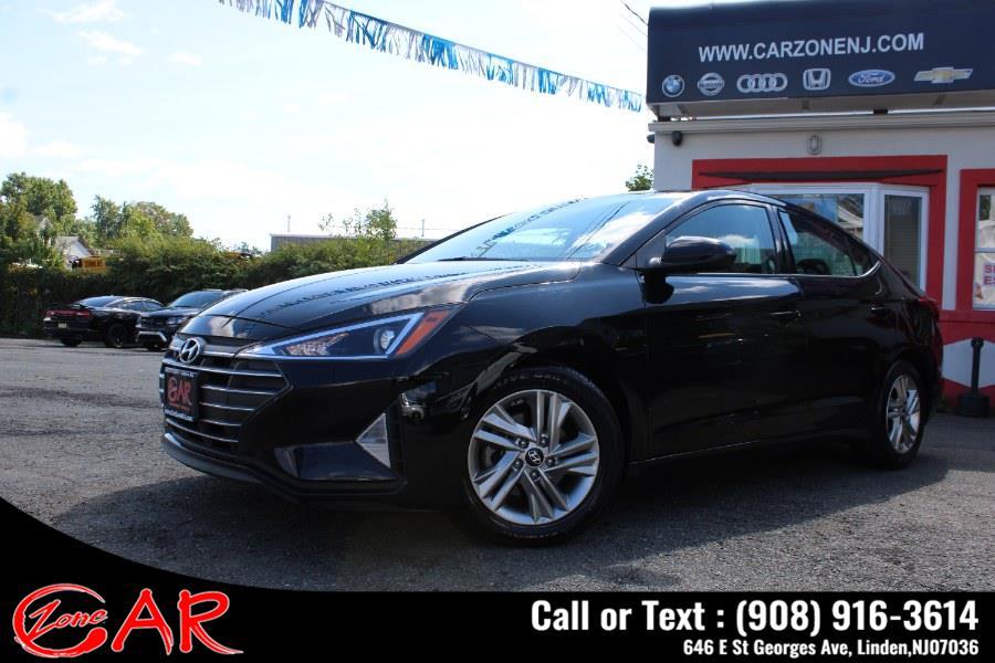 Used Hyundai Elantra SEL Auto 2019 | Car Zone. Linden, New Jersey